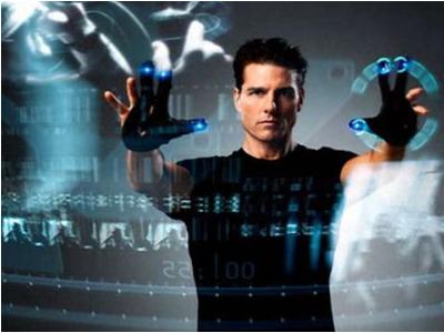 智能投影touch交互技术